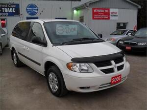2005 Dodge Caravan| MUST SEE| ONLY 115KM| NO RUST| WELL SERVICED