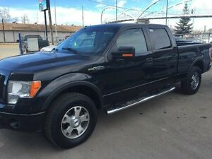 2010 Ford F-150 FX4 4x4 SuperCrew Cab 6.5 ft. box 157 in. WB