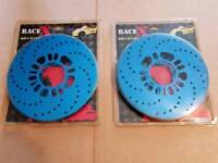 NEW BRAKE DISC COVERS X4