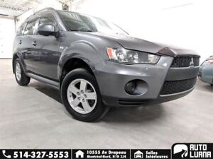2010 Mitsubishi Outlander BLUETOOTH/SIEGES CHAUF/MAGS/PROPRE!