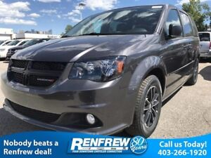 2017 Dodge Grand Caravan 4dr Wgn SXT