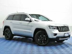2012 Jeep Grand Cherokee WK Laredo (4x4) Silver 5 Speed Automatic Wagon East Rockingham Rockingham Area Preview