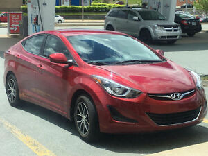 Excellent Sporty Hyundai Elantra Sedan 2015