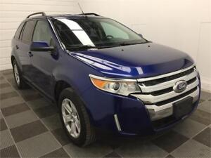 2013 Ford Edge SEL Low Mileage! Heated Seats! Clean TItle!