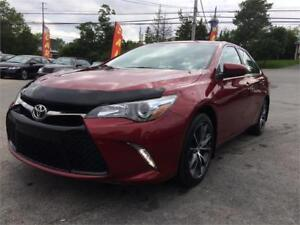 2015 Toyota Camry XSE RARE, FULLY LOADED, NAV, CAM, WARRANTY!