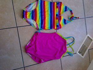 Girl's Swimsuit -- Size 12