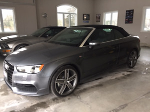2016 Audi A3 2.0T Technik Convertible