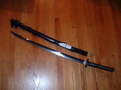 [SF006] Japanese Samurai Sword: Shinshinto Yoshiaki Katana in Koshirae 72.0 CM