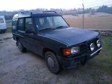 Land Rover Discovery 2.5 TDI 4x4