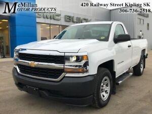 2018 Chevrolet Silverado 1500 Work Truck  LONG BOX,LOW KMS,1 OWN