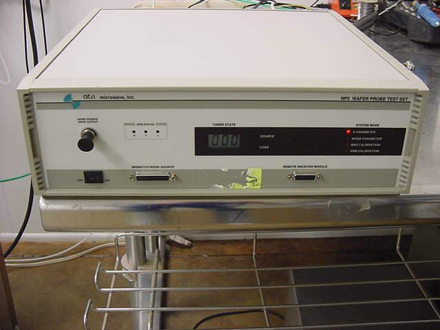 ATN Microwave, Inc. NP5 Wafer Probe Test Set