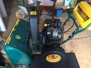 Yardman 27 inch 9.5 HP Snowblower