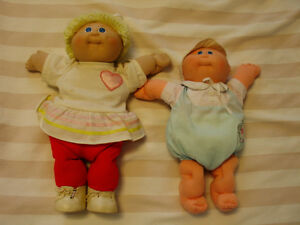 Cabbage Patch Kid & Cabbage Patch Premie Baby