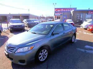 2011 TOYOTA CAMRY LE 4 CYL LOW LOW PRICE FINANCING AVAILABLE