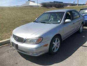 2003 INFINITI I35**NO ACCIDENTS! LUXURY INTERIOR!