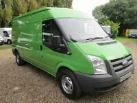 Ford Transit 2.4TDCi ( Med Roof ) Van 350 LWB 1 OWNER NO VAT 6 SPEED 2011 REG
