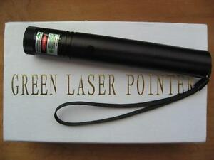 Laser Pointer-Extra Strong Green Beam