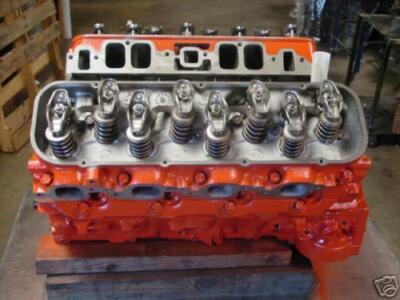 1969 396 375hp Chevrolet Camaro Chevelle Impala Nova Engine 3955272