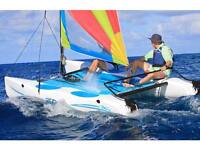 Lost: Hobbie Cat Wave Catamaran