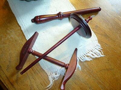 Kromski Niddy Noddy Nostopinne and Drop Spindle Set Mahogany Instructions