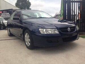 2006 Holden Commodore VZ MY06 Executive Blue 4 Speed Automatic Sedan St Marys Penrith Area Preview