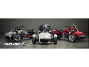 Can-am Spyder clearance sale RT, ST, F3's