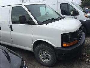 *****2009 Chevrolet Express Cargo Van EXTENDED*****12,999 ASIS