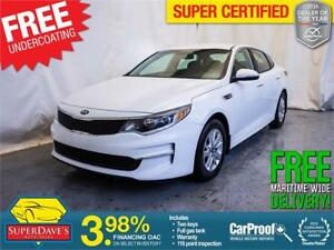 2018 Kia Optima LX *Warranty* $122.37 Bi-Weekly OAC