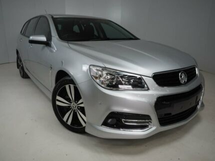 2014 Holden Commodore VF MY14 SV6 Sportwagon Storm Silver 6 Speed Sports Automatic Wagon Mount Gambier Grant Area Preview