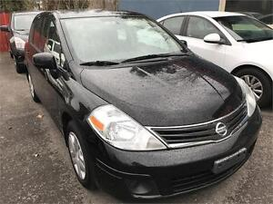 2012 Nissan Versa 1.8 SL |Car Loans available for Any Credit