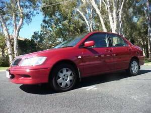 2003 Mitsubishi Lancer Sedan, VERY LOW K's & VERY LONG REGO Southport Gold Coast City Preview
