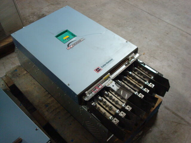 USED Cutler Hammer SV9150AS-5M0A00 SV9000 150 HP Drive