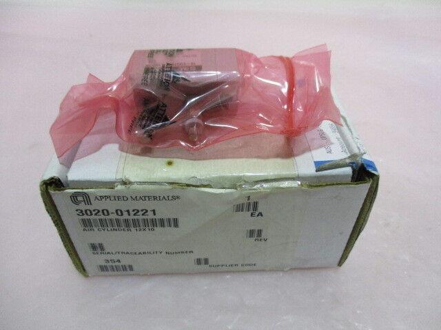 SMC 10-CDQ2B12-10DC, AMAT 3020-01221, 913-00225-00, Air Cylinder 12 X 10, 419587