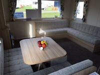 Stunning Caravan For Sale In Scotland, Scottish Borders, Near Berwick & Haggerston, Eyemouth!