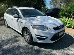 2011 Ford Mondeo MC LX TDCi Wagon 5dr PwrShift 6sp, 2.0DT White Sports Automatic Dual Clutch Wagon Sheldon Brisbane South East Preview
