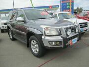 2007 Toyota Landcruiser Prado 120 GXL Grey 5 Speed Auto Active Select Wagon Capalaba Brisbane South East Preview