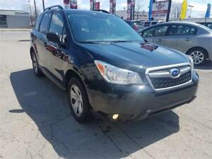 2014 Subaru Forester Man 2.5i, 4WD, Bluetooth*Sieges Chauffants*