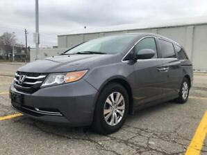 2015 Honda Odyssey EX/Rear And Side View Cameras/One Owner/8 Pas