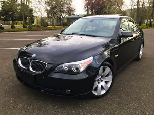 2006 BMW 530I Fully Loaded