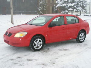 2007 Pontiac G5 BASE Coupe (2 door)