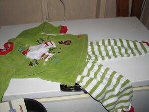 pyjama noel  souris mini gr 3/4 ans Saguenay Saguenay-Lac-Saint-Jean image 1