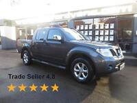 2013 Nissan Navara Tekna 2.5DCi AUTO 4x4 Double Cab *Fully Loaded* Diesel grey A