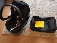 Car sit 0-6 month old