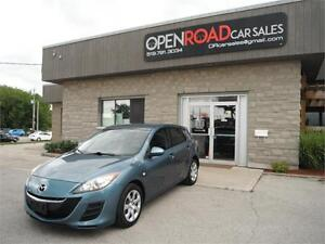 2010 Mazda Mazda3 GX* CERTIFIED * NO ACCIDENTS * CLEAN CAR