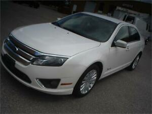 2011 Ford Fusion Hybrid,GAS SAVER,ACCIDENT FREE,CERTIFIED