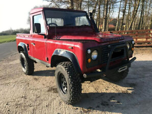 Find Land Rover Defenders for Sale by Owners and Dealers