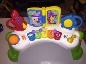 VTECH Baby Rock Band. French module.