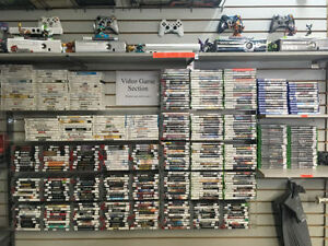 PS4/PS3 - XBOX ONE/360 - Wii - Vintage - Games/Console