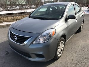 2012 Nissan Versa 1.6 SV Auto. AIR Groupe Electric No Rust Bijou