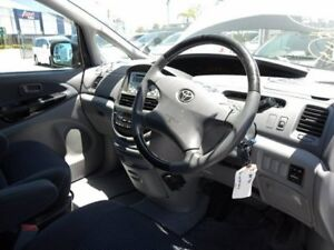 2002 Toyota Estima Silver Automatic Wagon
